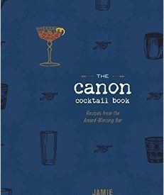 photo of canon cocktail book