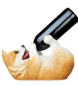 corgi bottle holder