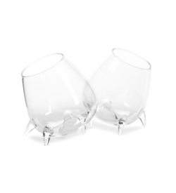 photo of final touch relax cognac glasses