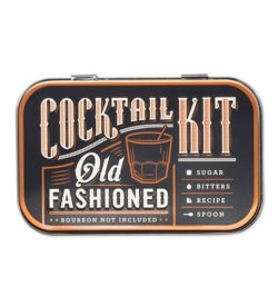 old fashioned cocktail kit photo