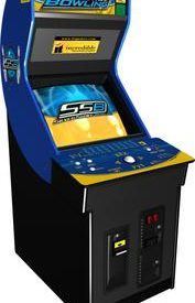 Photo Of silver strike arcade machine