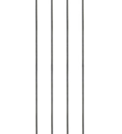 photo of skull stir sticks array