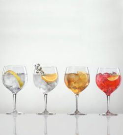 Photo of spiegelau 21 oz gin and tonic glass set of 4