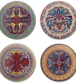 photo of stone coasters arabesque by epic